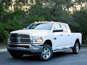 2009 Dodge Ram 3500 Heavy Duty Mega Cab