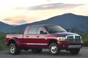 2009 Dodge Ram 3500 Mega Cab Dually