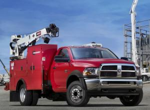 Dodge Ram 4500 ST Chassis Cab 2009 года
