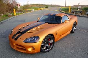 2009 Dodge Viper 50th Anniversary by Hurst