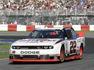 Dodge Challenger R/T NASCAR Nationwide Series Race Car 2010 года