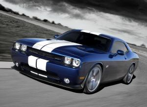 Dodge Challenger SRT8 392 Inaugural Edition 2010 года