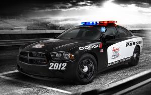 Dodge Charger Pursuit Police 2010 года