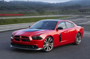 Dodge Charger RedLine 2010 года