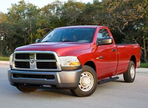 2010 Dodge Ram 2500 Regular Cab 4x2
