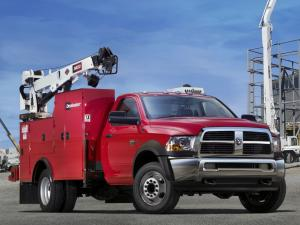 2010 Dodge Ram 4500 ST Chassis Cab