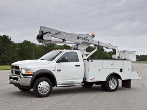 2010 Dodge Ram 5500 Chassis Cab