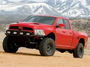2010 Dodge Ram Runner Concept by Mopar