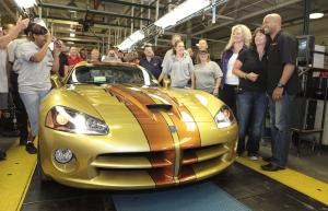 2010 Dodge Viper Coupe Ultimate Factory Customized