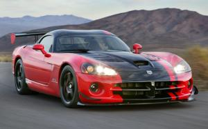 Dodge Viper SRT10 ACR 1:33 Edition 2010 года