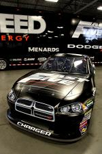 Dodge Charger R/T NASCAR No7 Fast Five 2011 года