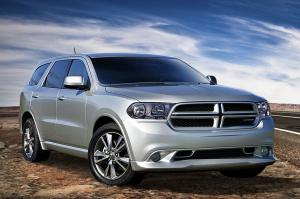 Dodge Durango Heat 2011 года