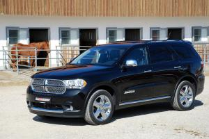 Dodge Durango by GeigerCars 2011 года