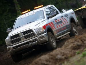 Dodge Ram 2500 Power Wagon TORC Safety Truck 2011 года