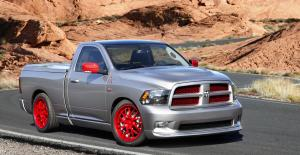 Dodge Ram 392 Quick Silver Concept 2011 года