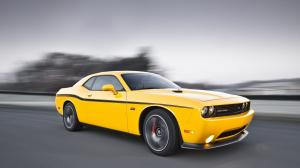 Dodge Challenger SRT8 392 Yellow Jacket 2012 года