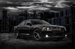Dodge Charger Blacktop 2012 года