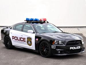 Dodge Charger SRT8 Police Edition by Geiger 2012 года
