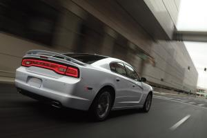 Dodge Charger 2012 года