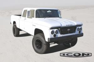 2012 Dodge D200 by Icon