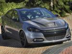 Dodge Dart Carbon Fire by Mopar 2012 года