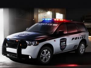 Dodge Durango Police Car 2012 года