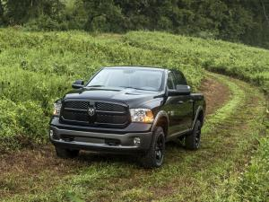 2012 Dodge Ram 1500 Outdoorsman Crew Cab