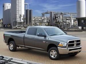 2012 Dodge Ram 2500 Heavy Duty CNG Crew Cab