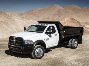 2012 Dodge Ram 5500 Heavy Duty Chassis Cab