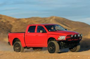 Dodge Ram KTS by VWerks 2012 года