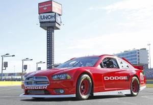 Dodge Charger NASCAR Sprint Cup Car 2013 года