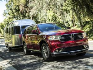 Dodge Durango Limited 2013 года