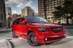 Dodge Grand Caravan Blacktop Edition 2013 года