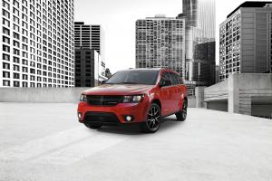Dodge Journey Blacktop Edition 2013 года