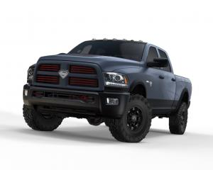 2013 Dodge Ram Power Wagon Man of Steel Edition