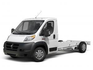 2013 Dodge Ram ProMaster 3500 Chassis Cab Cutaway