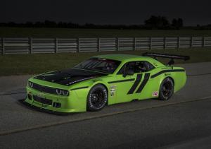 Dodge Challenger SRT Trans Am Race Car 2014 года