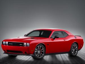 Dodge Challenger SRT8 Satin Vapor 2014 года