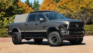 Dodge Ram 2500 Outdoorsman Mopar Concept 2014 года