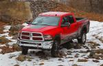 Dodge Ram 2500 Power Wagon 2014 года