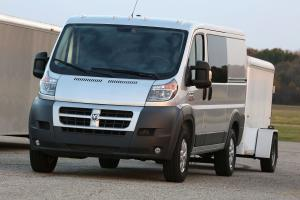 2014 Dodge Ram ProMaster 1500 Cargo Van Low Roof 136 WB