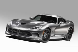2014 Dodge Viper GTS Time Attack Carbon Special Edition