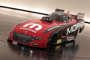 2015 Dodge Charger R/T Funny Car by Mopar