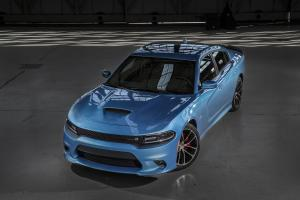 Dodge Charger R/T Scat Pack 2015 года