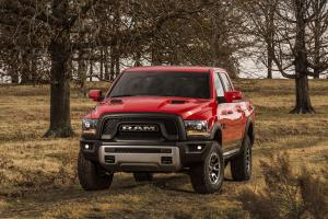 Dodge Ram 1500 Rebel 2015 года
