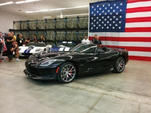 2015 Dodge Viper SRT Madusa Convertible by Prefix