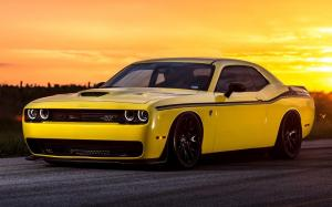 Dodge Challenger SRT Hellcat HPE850 by Hennessey 2016 года