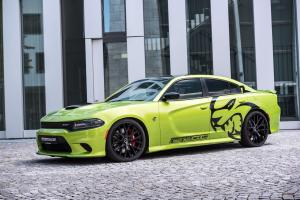 Dodge Charger SRT Hellcat by GeigerCars 2016 года