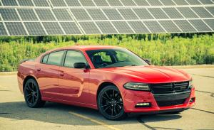 Dodge Charger SXT Blacktop 2016 года