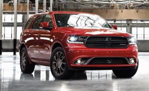 Dodge Durango Limited Brass Monkey 2016 года